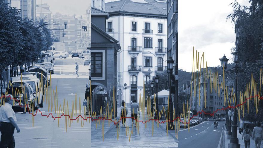 El mapa de la mortalidad en Asturias barrio a barrio: ¿en qué zona es más probable fallecer si enfermas?