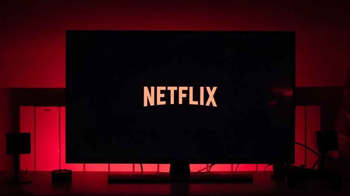 Televisión con la plataforma Netflix