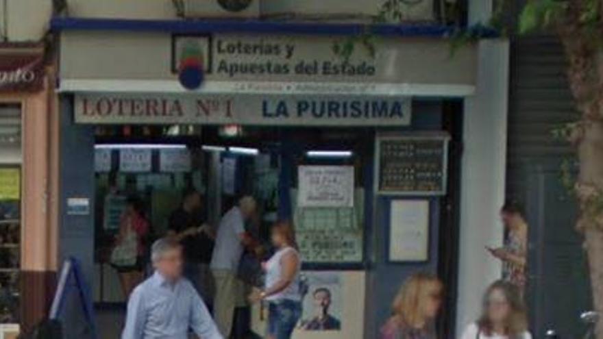 El segundo premio de la Lotería Nacional cae en València y Algemesí