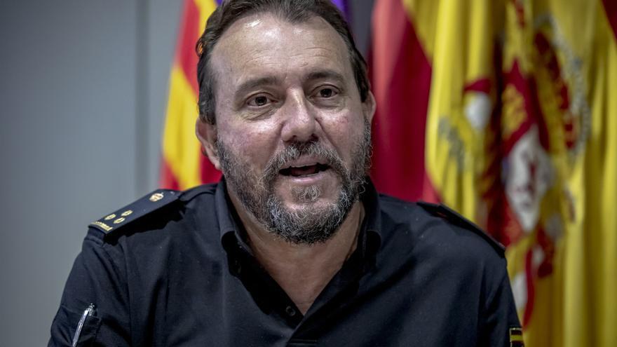Alfredo Rodríguez: «Los vigilantes de seguridad privada de Balears evitan cada día cuatro o cinco delitos»