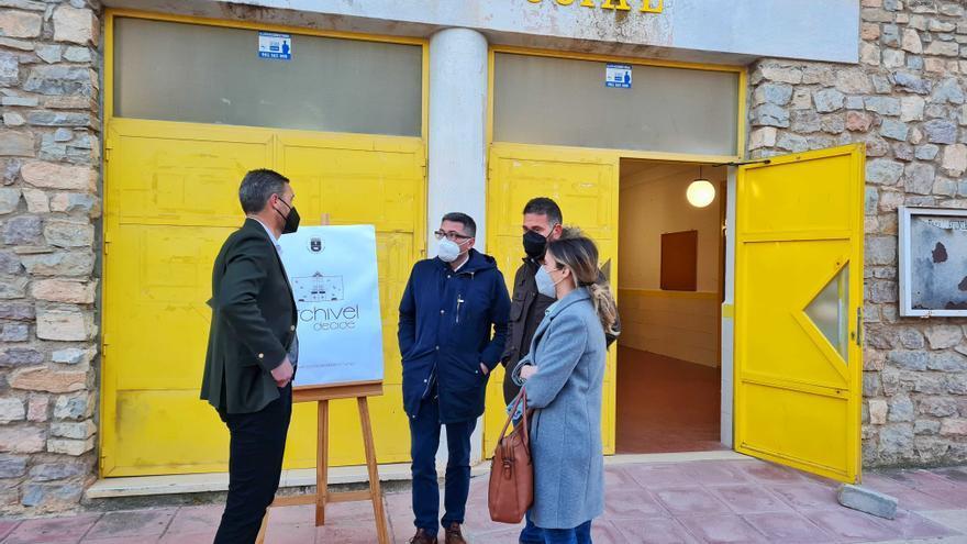 El Ayuntamiento de Caravaca pide opinión a los vecinos para la reforma del salón social de Archivel