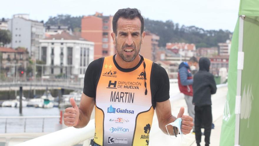 El duatleta Emilio Martín da al Montilla Córdoba el título de campeón de España
