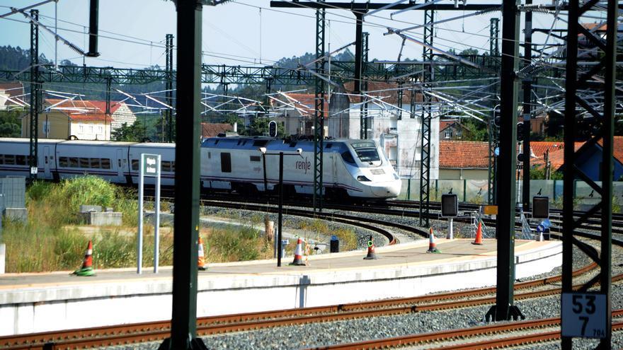 Vigo estrena el tren a Madrid más rápido de su historia