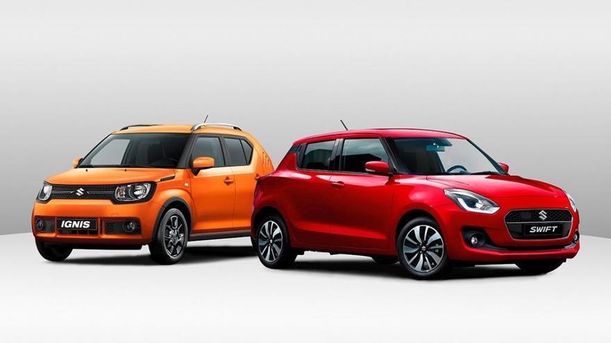 Suzuki lanza una versión microhíbrida para el Swift y el Ignis AWD