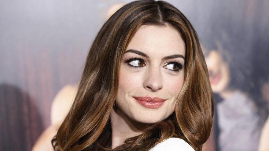 Anne Hathaway, mamá por segunda vez
