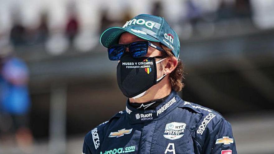 """Alonso: """"Cuando gano es que me lo han regalado, y cuando no 'ya se sabía'"""""""