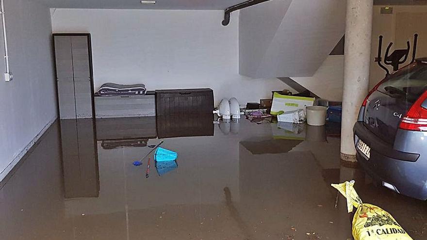 """""""Estamos muy preocupados. Mi hija tiene miedo de que llueva y se vuelva a inundar"""""""
