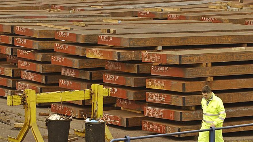 EE UU y la UE se dan una tregua en la batalla comercial del acero