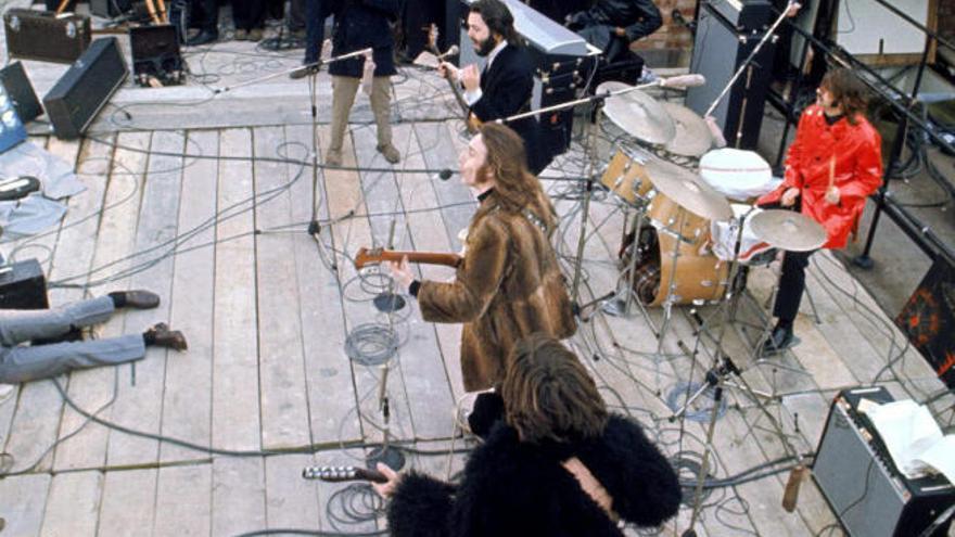50 años sin Beatles