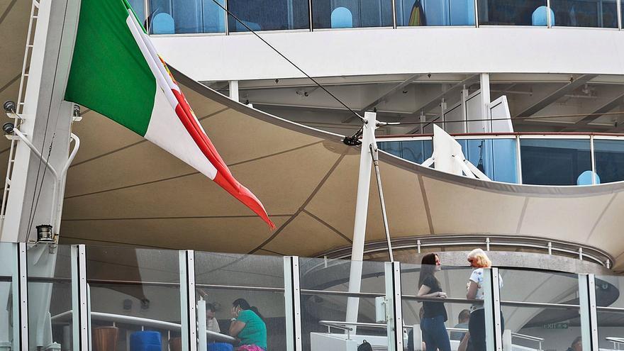 AIDA mantiene canceladas sus rutas por Canarias hasta finales de enero