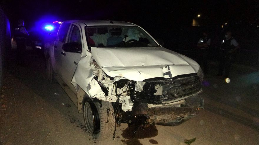 Dos motoristes moren en un accident provocat per un conductor begut, drogat i que ha fugit