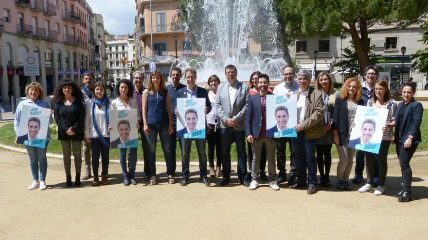 Comença la cursa per l'alcaldia de Figueres
