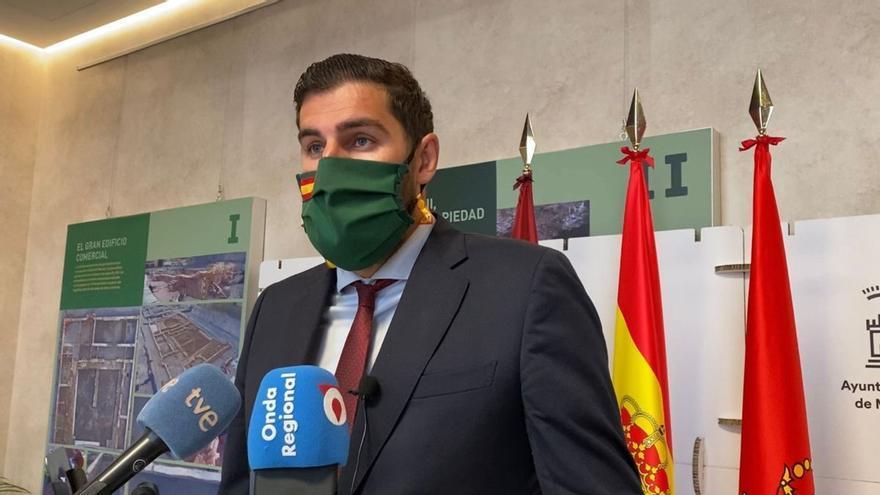 El PP y Cs del Ayuntamiento de Murcia apoya la propuesta de Vox para que suene el himno de España en las escuelas públicas