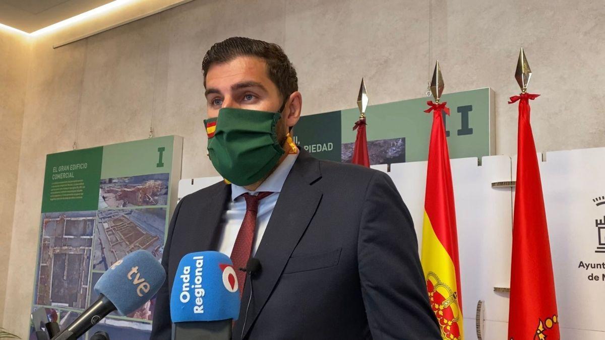 José Ángel Antelo, tras la aprobación de la iniciativa