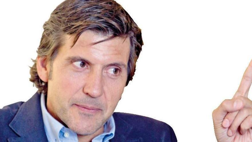 Enrique Barreiro, president d'Ecisa: «Volem impulsar  hotels i centres comercials»
