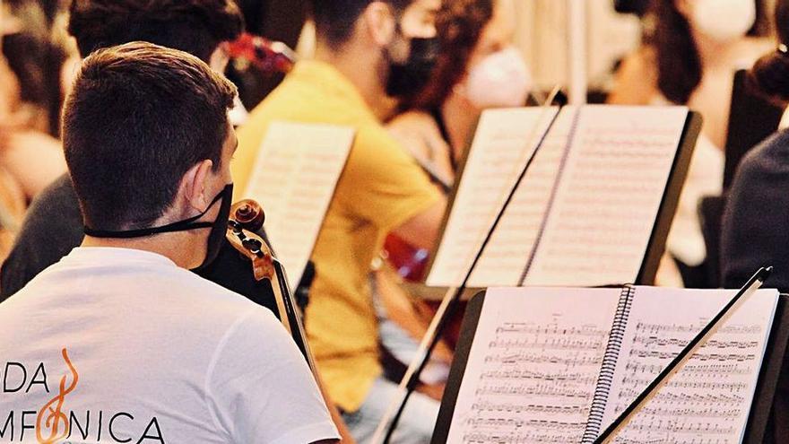 La orquesta ADDA Simfònica Jove inicia su andadura