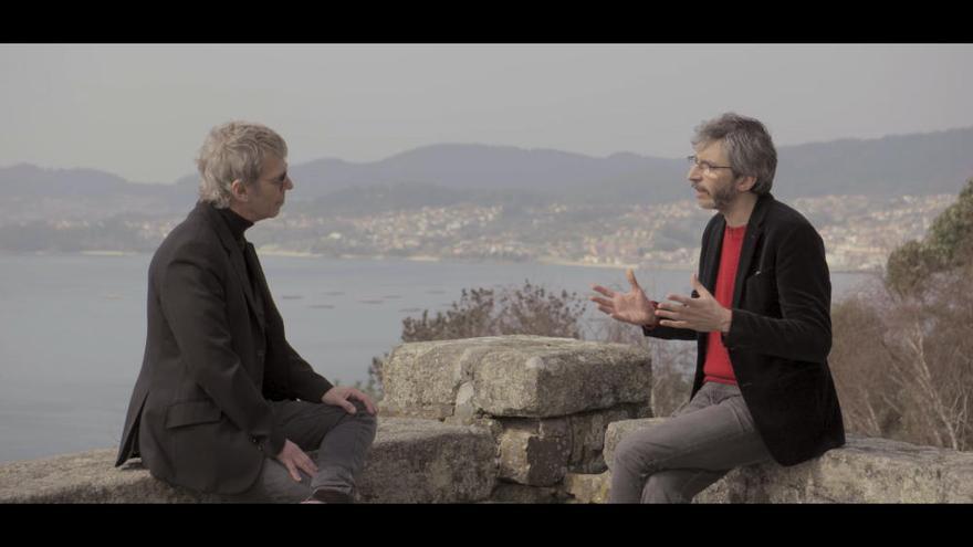 Xoel López guiará hoy a Ariel Rot por la música que configura el paisaje gallego