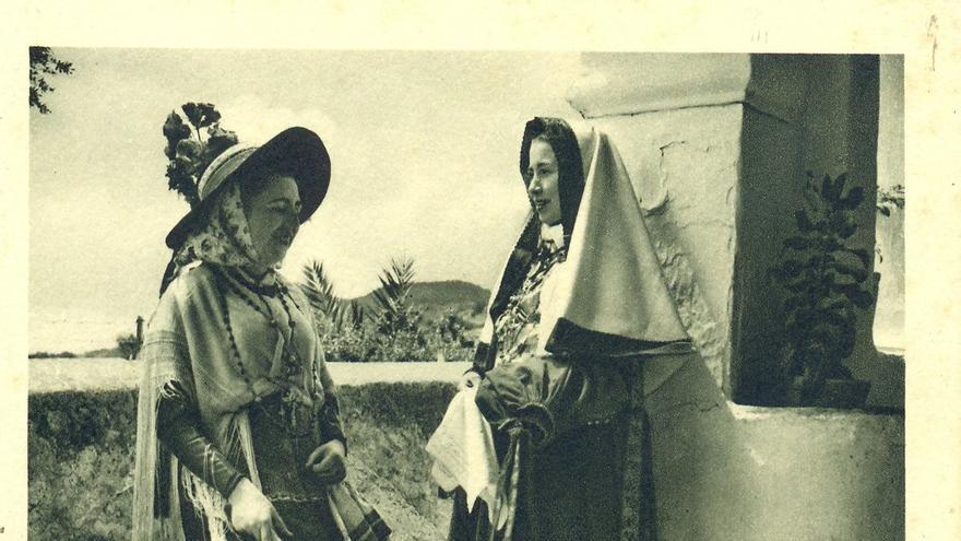 Un mallorquí que parla bé de l'Eivissa del segle XIX