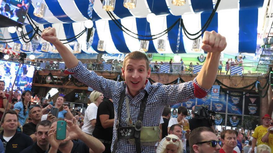Oktoberfest auf Mallorca: O' zapft is im Megapark