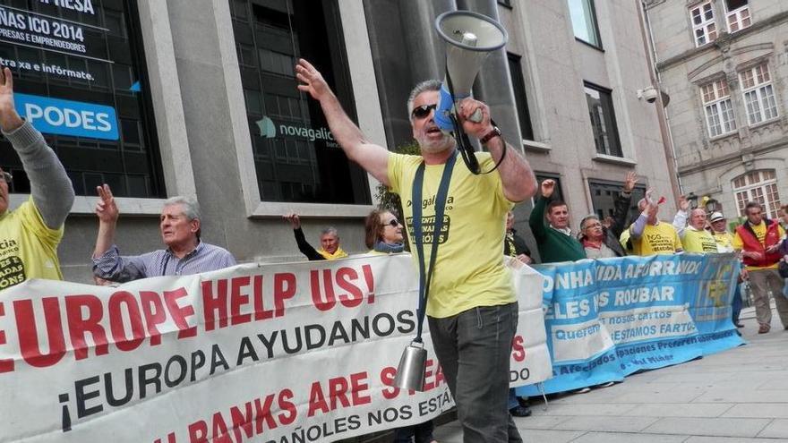 Condenan a un banco a devolver 360.000 euros de unas preferentes heredadas