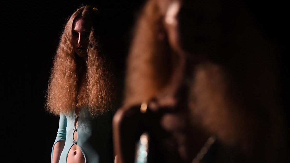 Modelos en una edición anterior de la Fashion Week