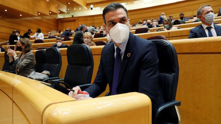 """Sánchez señala que un pacto entre ERC y Junts es """"reeditar un Gobierno fallido"""""""