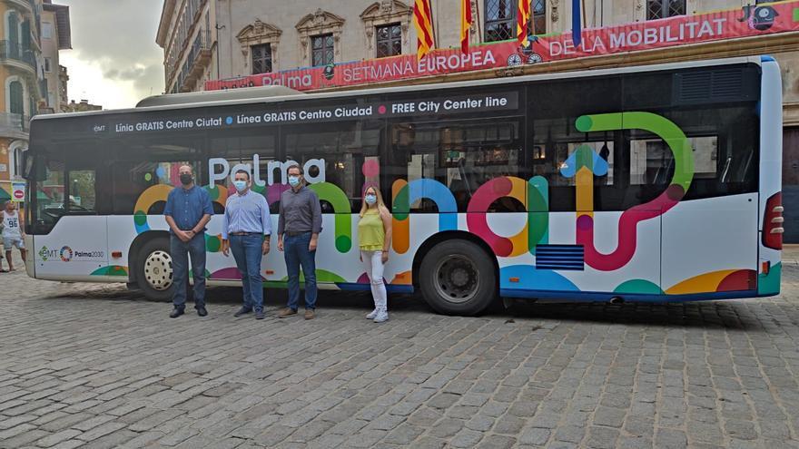 Palma hat künftig einen kostenlosen Stadtbus