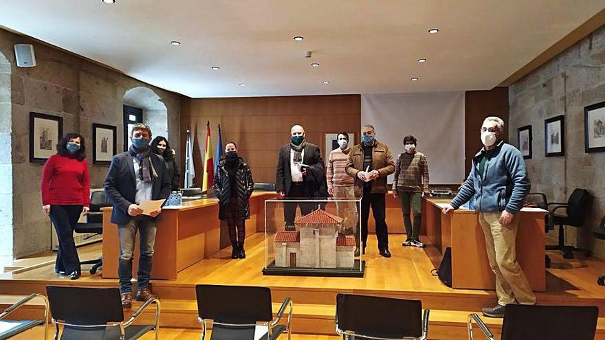 De Braga ata Compostela por Ourense: un camiño milenario de peregrinación
