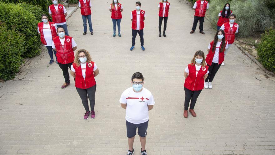Cruz Roja ha atendido a 3.600 personas mayores en Zamora desde el inicio de la pandemia