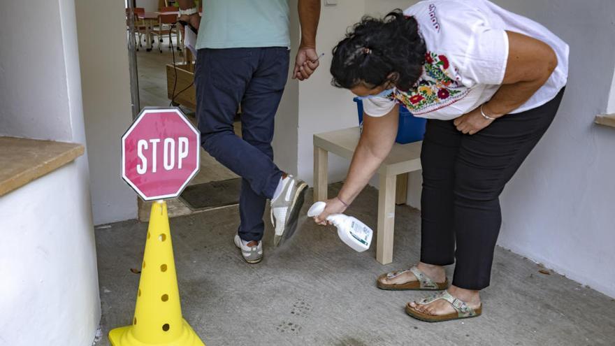 Los 1.044 alumnos de 'escoletes' municipales de Palma comienzan el curso