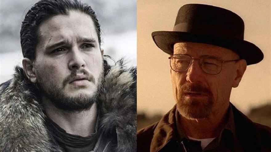 Los creadores de 'Juego de Tronos' comparan su final con el de 'Breaking Bad'