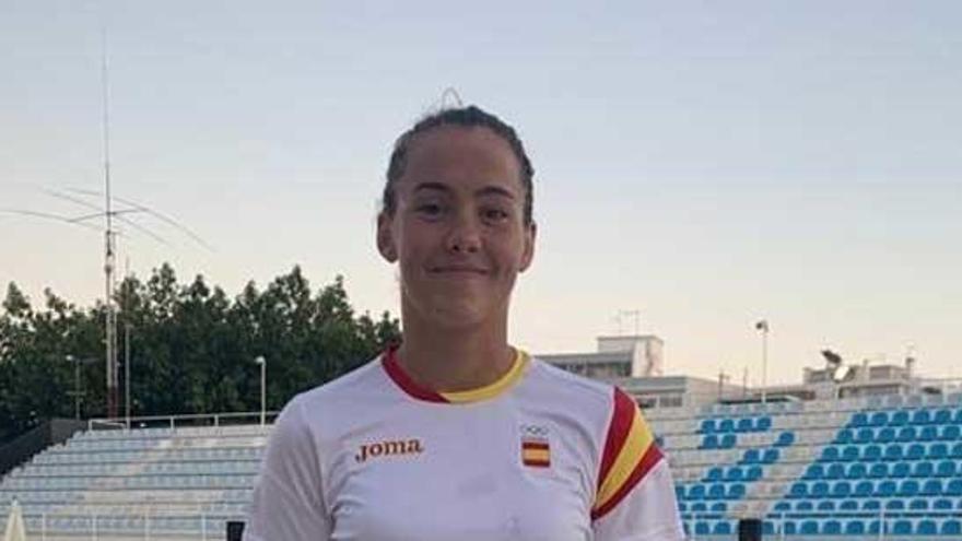 Paula Otero y María de Valdés compiten en Francia