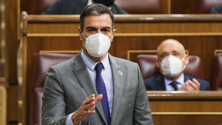 Sánchez emplaça ERC a contemplar la possibilitat d'un govern d'esquerres liderat pel PSC
