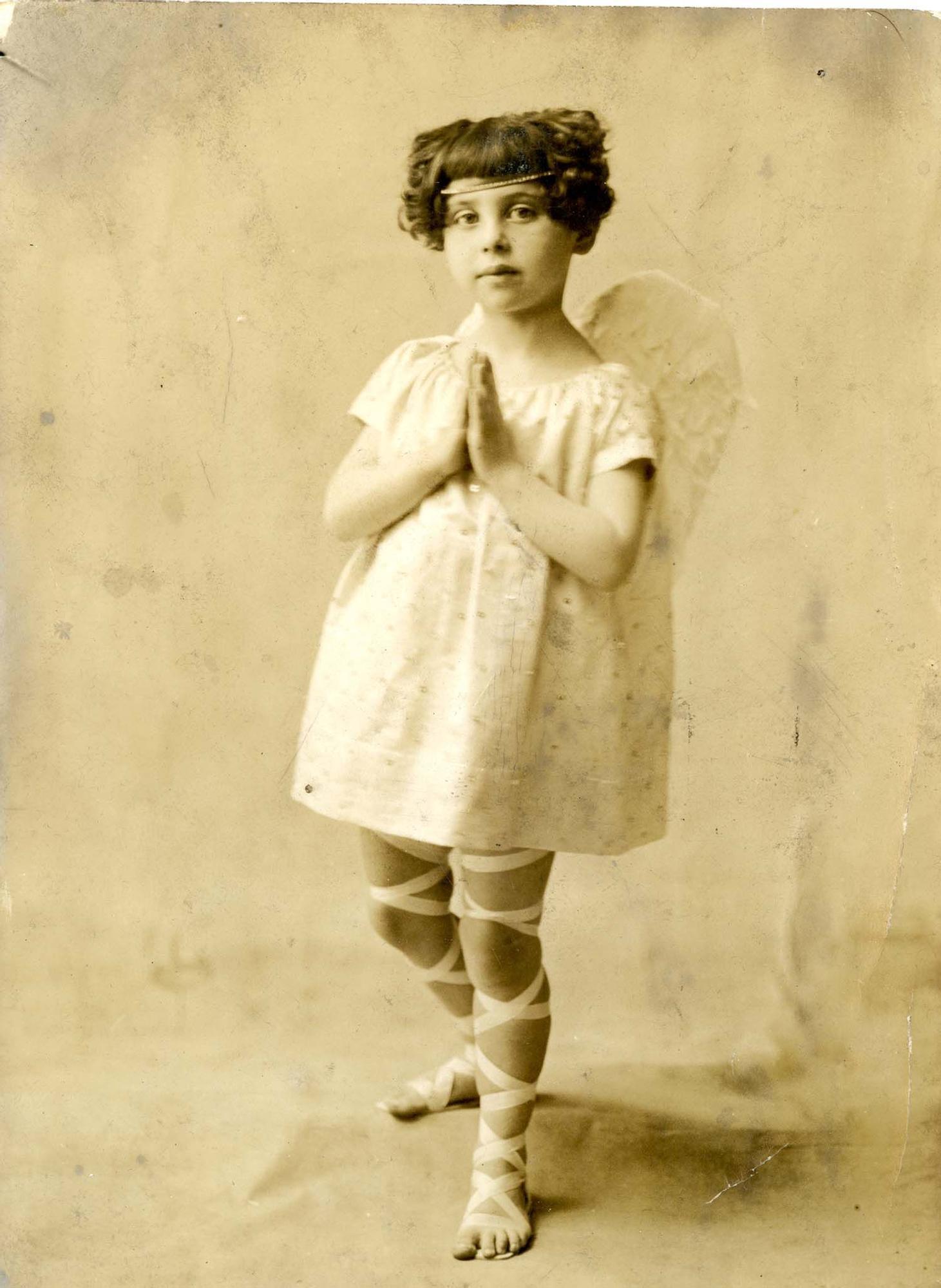 Retrato de estudio infantil, h. 1905 | Donación de Pedro Pardo