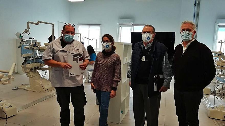 Dentistas para los colectivos excluidos socialmente