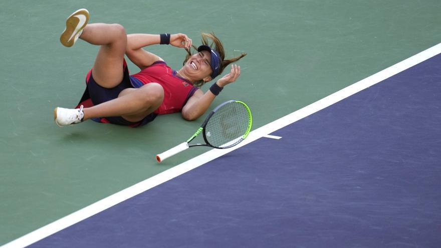"""Paula Badosa , sobre su triunfo en Indian Wells """"Es un sueño hecho realidad"""""""