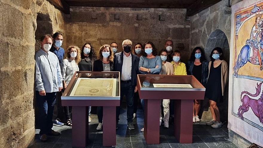 Cerca de 1.400 personas vieron el Fuero de Sanabria en el Castillo