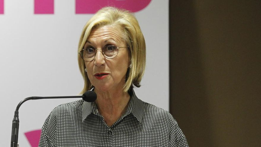 Rosa Díez denuncia ante la Fiscalía al Gobierno y a Simón