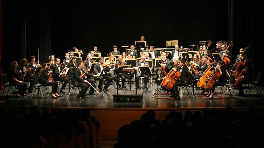 Concierto de la Orquesta Sinfónica de Las Palmas