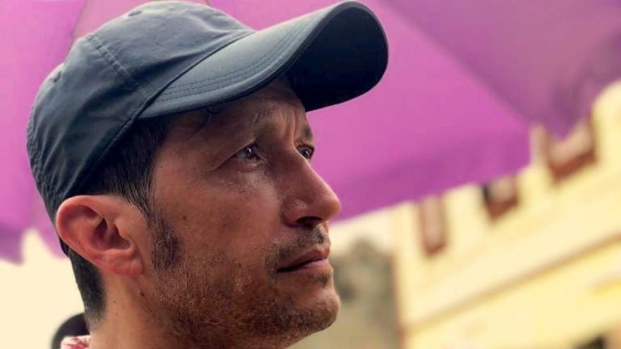 El director de cine Salvador Calvo recibirá el Boquerón de Plata de Rincón