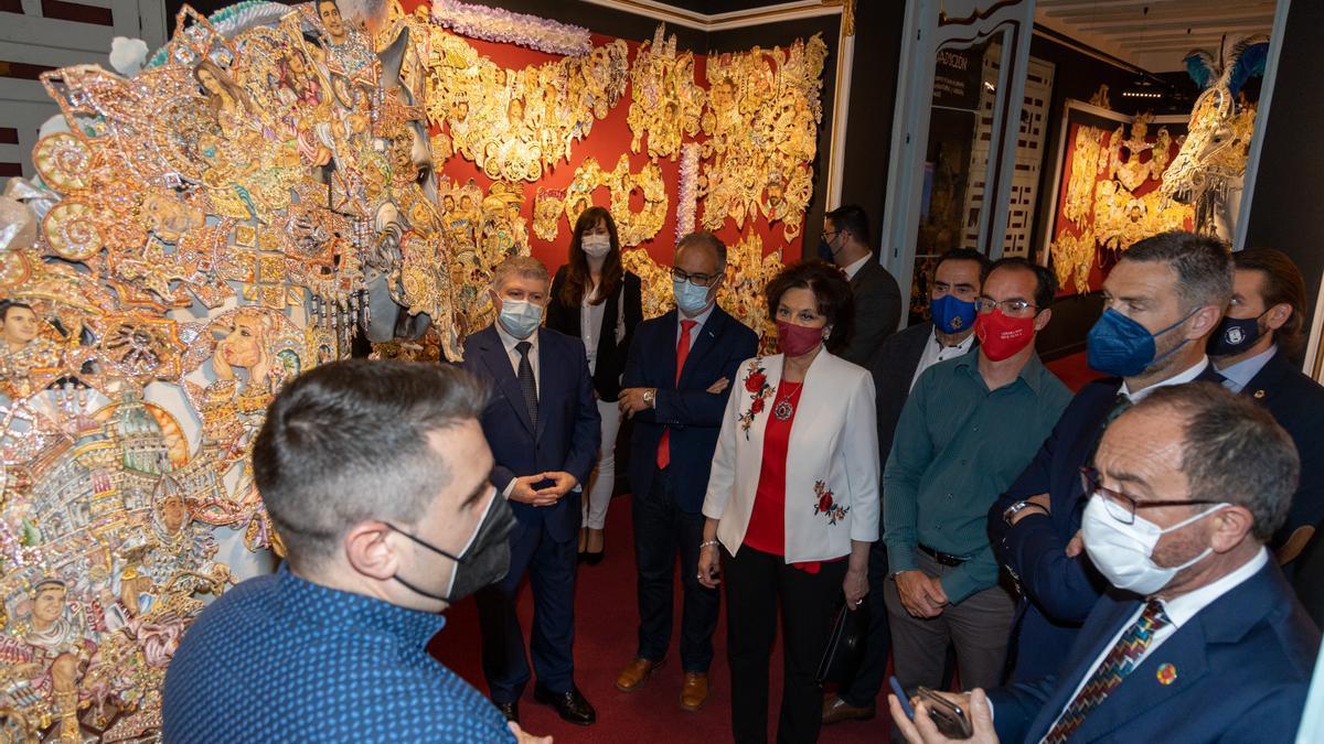 Visita del Embajador de España ante la UNESCO