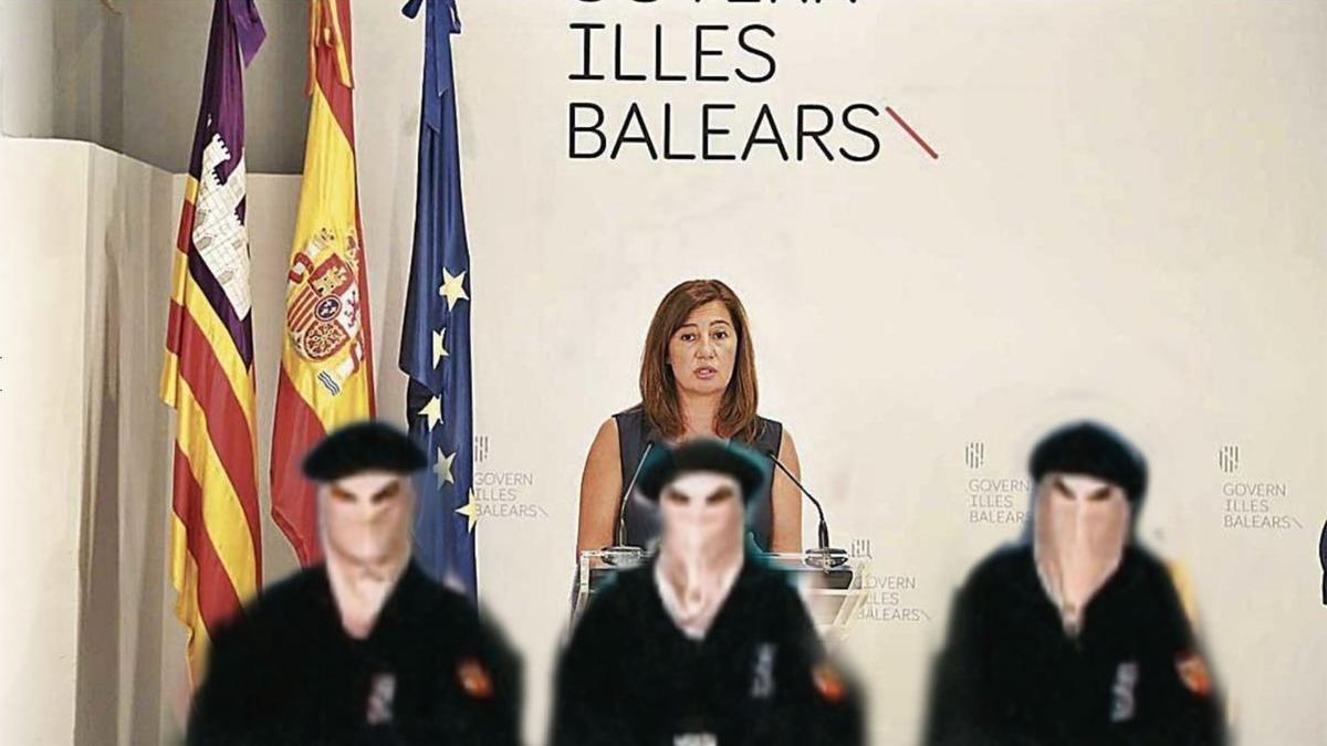 #secuestrogobiernobalear Así lo ven los mallorquines