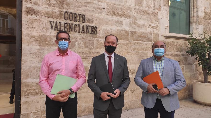 Bascuñana reclama en Las Cortes las obras que eviten daños por otra gota fría