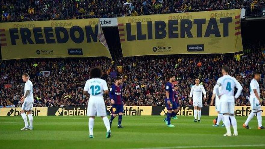 Interior cree que Tsunami Democràtic podría intentar invadir el Camp Nou durante el clásico