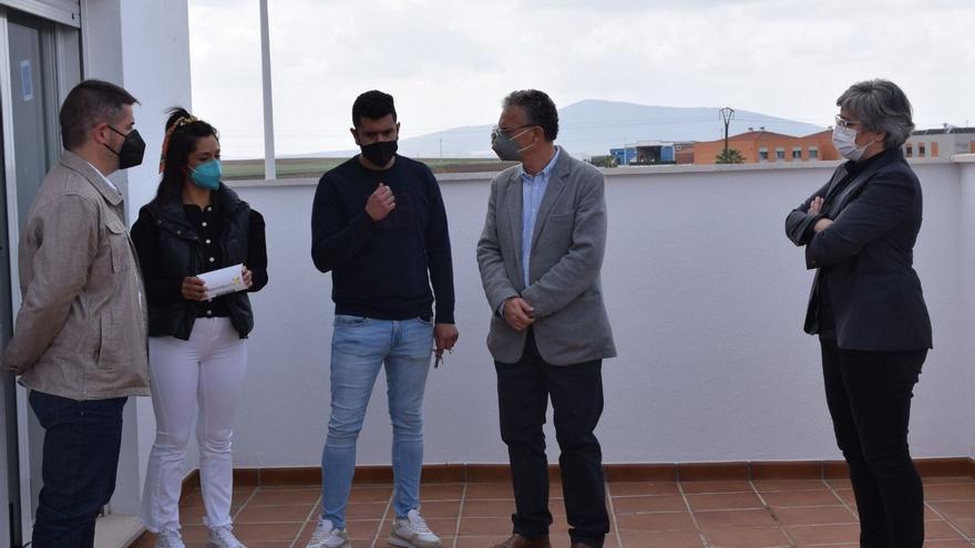 La Junta refuerza su apuesta por la vivienda protegida en Don Benito