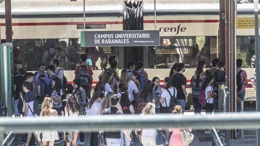 Ocho trenes especiales entre Córdoba y Rabanales para las oposiciones del domingo