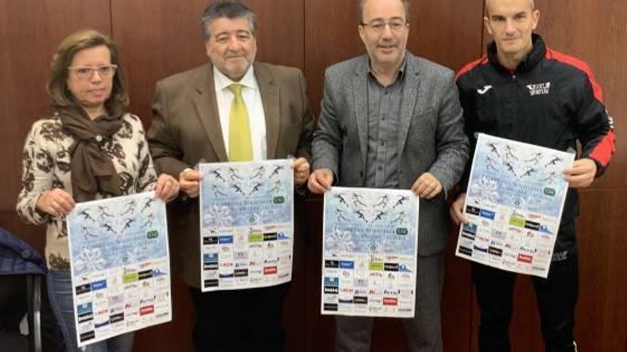 Alzira celebra este domingo su primera San Silvestre