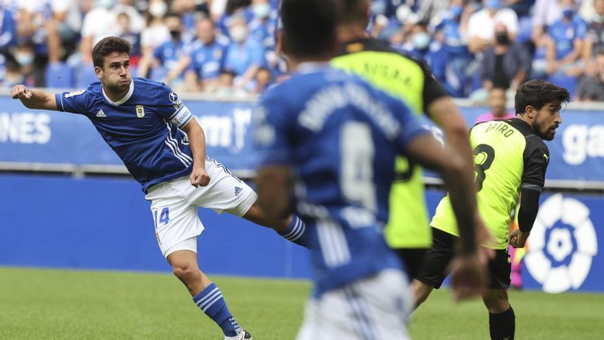 La crónica del empate ante el Girona: Un Oviedo sin puntería (0-0)