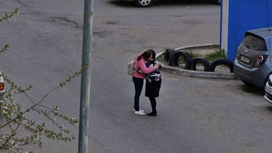 Moren almenys onze persones en un tiroteig  en un institut de Rússia