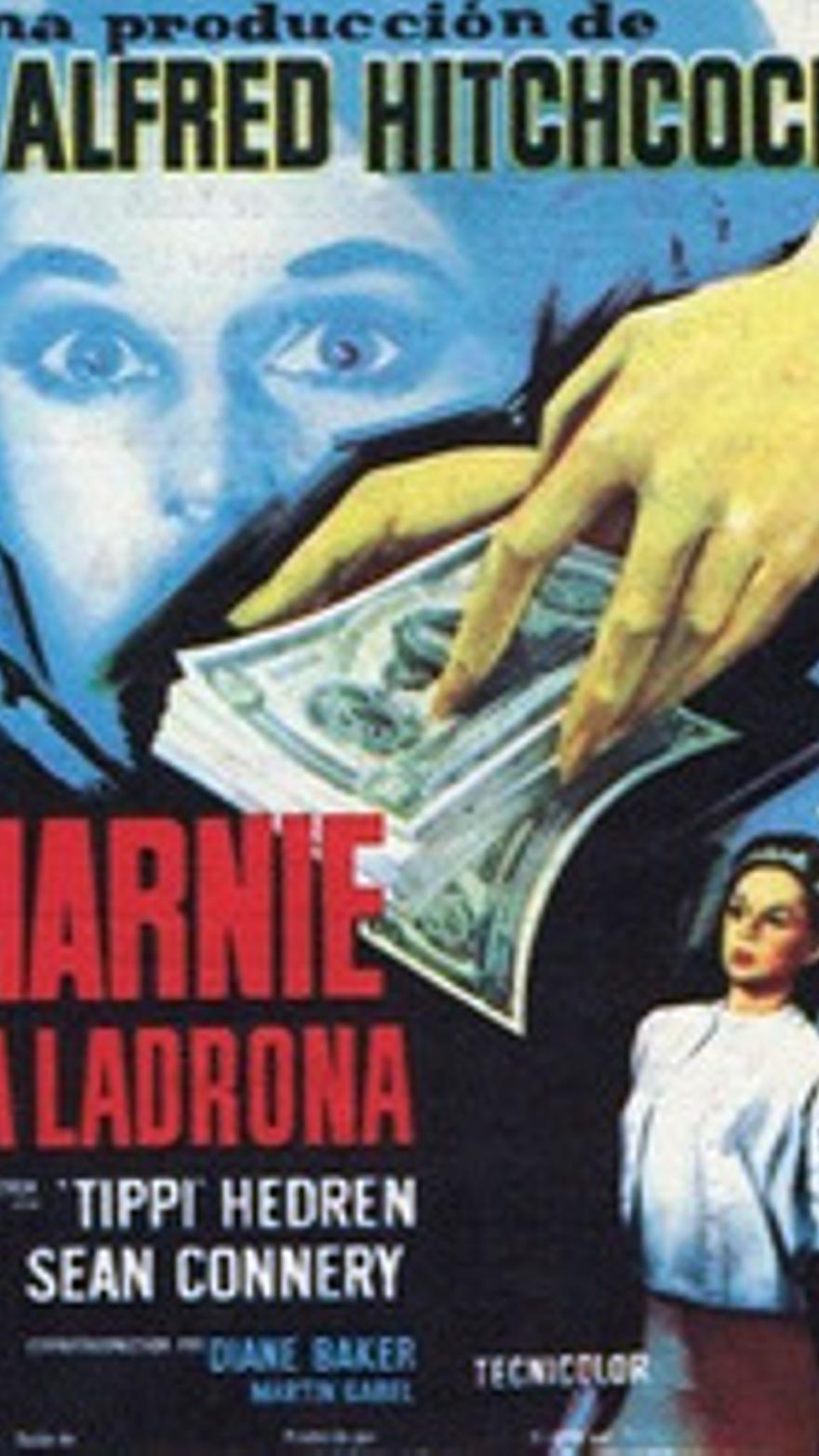 Marnie, la ladrona